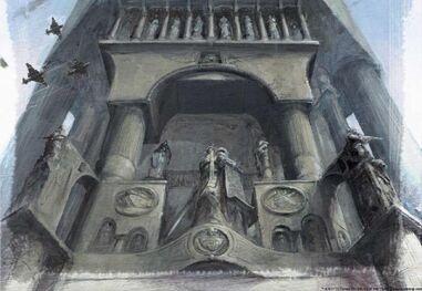 Eclesiarquia templo