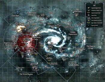 Mapa de los Mundos Caballeros