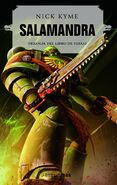 Salamandra, trilogia del libro del fuego 1