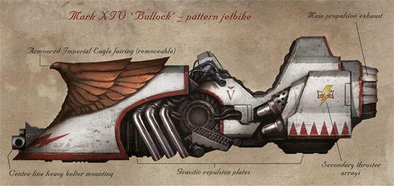 Bots-jetbike