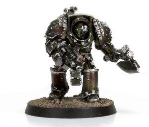 Armadura de Exterminador modelo Gorgona.jpg