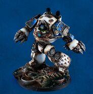 Dreadnought Contemptor Devoradores Mundos Warhammer 40k wikihammer