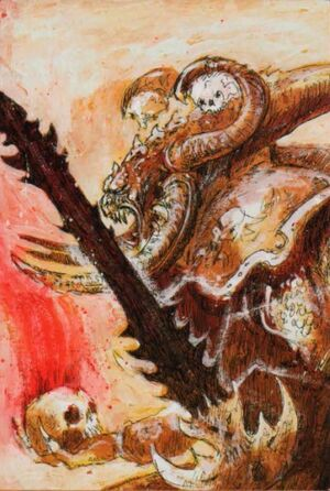 Despojacráneos U'Zuhl Khorne Demonios Caos Warhammer 40k Wikihammer