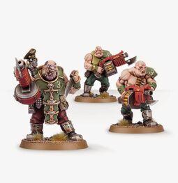 Mini ogretes guardia imperial