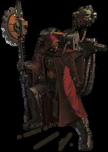 Explorador mechanicus