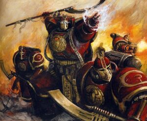 Ahriman Pre-Herejía luchando.jpg