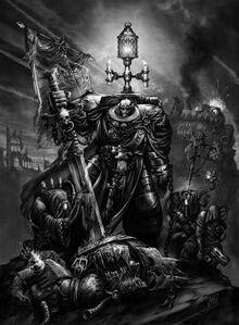 Gran Mariscal Helbrecht Templarios