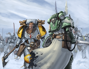 Marines lobo vs angel oscuro Duelo.png
