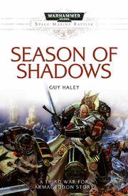 Novela Season of Shadows