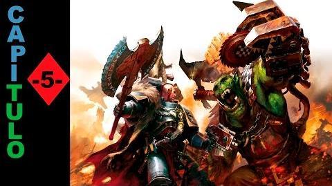 Warhammer 40K Sanctus Reach - Capitulo 5 - Enviad los Rhinos!!!