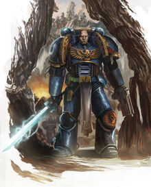 Ultramarine (fan art)