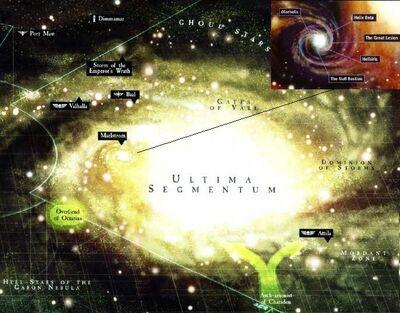 Maelstrom - Segmentum Ultima