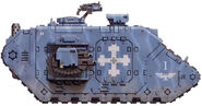 Land Raider Prometheus 8