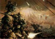 Batalla herejia horus