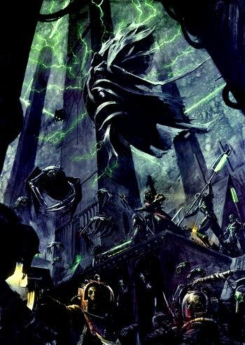 C'Tan Portador de la Noche Necrones Wikihammer