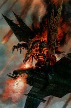 Dragón Infernal Wikihammer