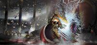 Emperador vs Horus Renovado