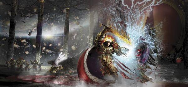 Emperador vs Horus Renovado Wikihammer 40k.jpg