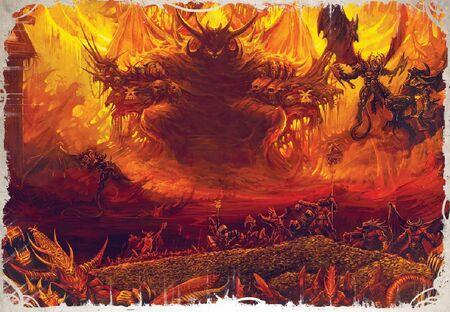 Fortaleza Bronce Trono Cráneos Khorne.jpg
