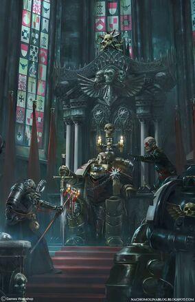 Helbrecht trono