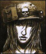 Gi 13 legion penal Warrior Woman