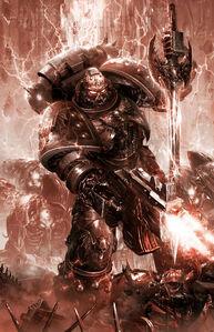 Talos - Soul Hunter by Jon Sullivan