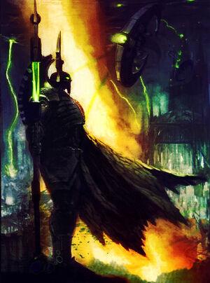 Imothek Señor de la Tormenta Lider Supremo Necron Wikihammer.jpg