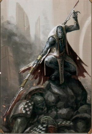 Aun'Shi etéreo tau warhammer 40k Wikihammer