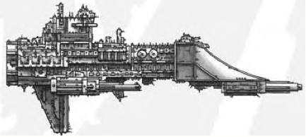Fragata Clase Tormenta de Fuego Flota Imperial Wikihammer