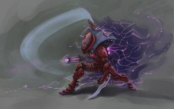 Araña disformidad Eldar Wikihammer 40K.jpg