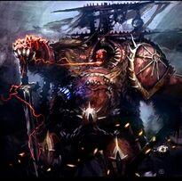 Señor Caos Warhammer 40k Wikihammer