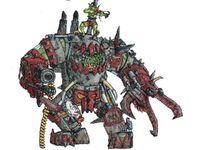 Orko noble mega armadura