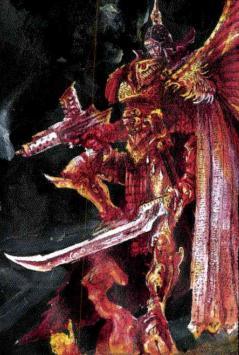 Fulgrim primarca espada laer