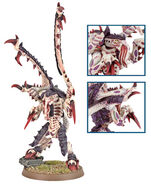 Muerte Silenciosa Frontal Lictor Tiranidos Flota Enjambre Behemoth Leviathan Wikihammer
