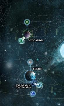 Sistema Fenris en el Asedio (I)