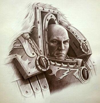Primarca horus