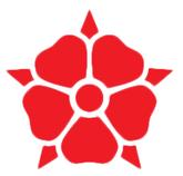 Emblema de la Orden de la Rosa Ensangrentada