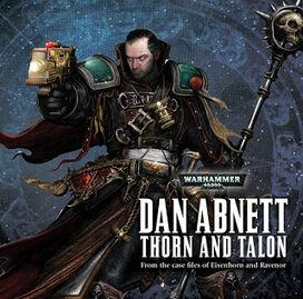 Audio thorn and talon