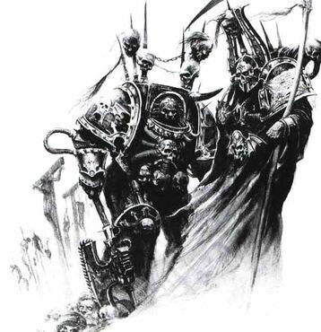 Caos amos de la noche hechicero y exterminador