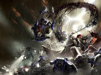 Lorgar y Angron atacan a los Ultramarines.jpg