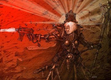 Soro battle sister