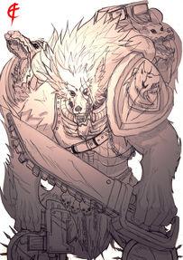 Lobo espacial (8)
