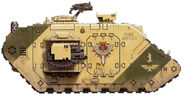 Land Raider Prometheus AO