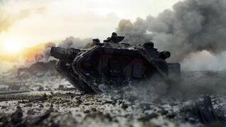Guardia imperial tanque de asedio thunderer