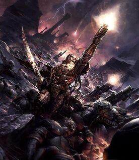Macharius Lord Guardia Imperial Warhammer 40k Wikihammer