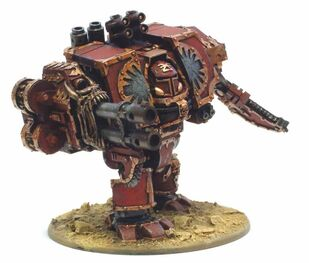 Caos dreadnought devoradores de mundoss