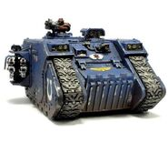 Land Raider Prometheus 6
