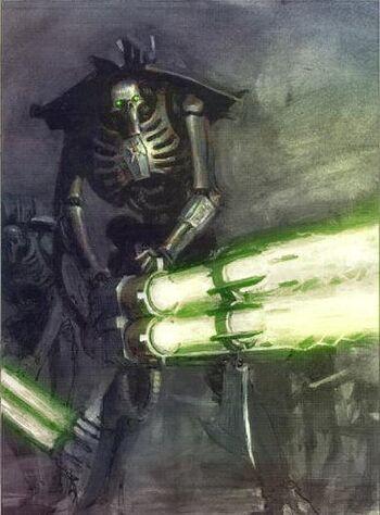 Inmortal necron