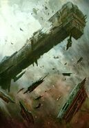 Arca Mechanicus Destruida