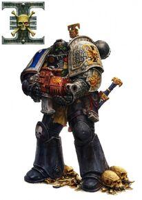Guardianes de la Muerte Marine Tactico Ultramarines Bolter Ordo Xenos Wikihammer